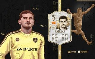 FIFA Ikone Casillas
