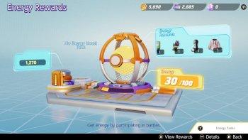 Energy Rewards Generator