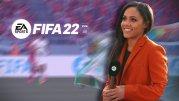 FIFA 22 Alex Scott Kommentatorin Header