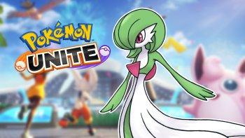 Gardevoir Pokemon Unite Featured