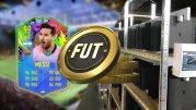 Header Messi Und FUT Coins