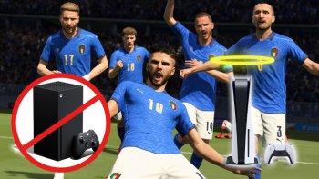 Leak EA Sports PS5 Only FIFA 22 Pro