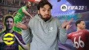 Meinung FIFA 22 Und Efootball Header