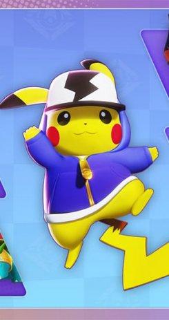 Pikachu Pokémon Unite Nintendo Switch