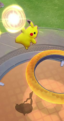 Pokémon Unite Level Up Nintendo