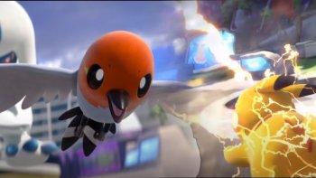 Pokémon Unite Nintendo Steuerung