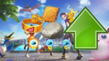 Pokémon Unite Upgrade Items
