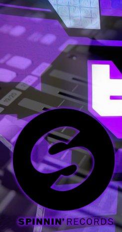 Twitch Musik Header