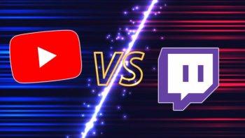 Twitch Gegen YouTube