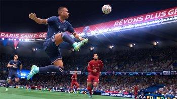 EA Sports' FIFA 22