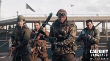 Call Of Duty Vanguard Champion Hill