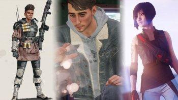 Diversität In Videospielen 7 Charaktere