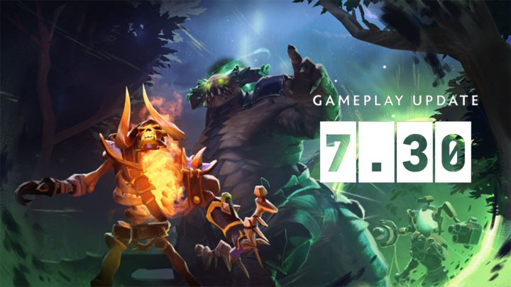 Dota 2 Patch 7.30 released