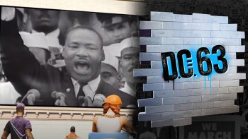 Martin Luther King Fortnite Epic Games DC 63