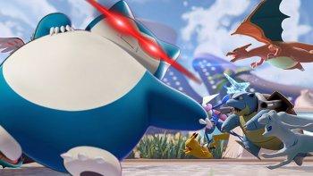 Nintendo Pokemon Unite Snorlax