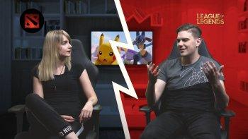 Pokemon Unite Dota LoL Skill