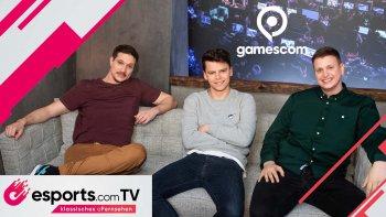 esportscom TV Comeback mit gamescom Spezial