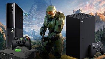 Xbox Microsoft Halo