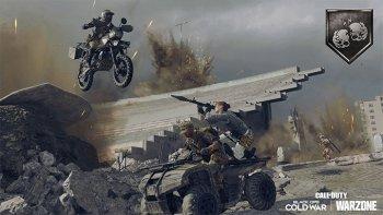 Activision Warzone CoD Cold War 84 Trials