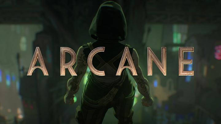 Arcane Hauptcharaktere Netlfix
