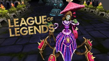 Champions Riot Games Scrapped