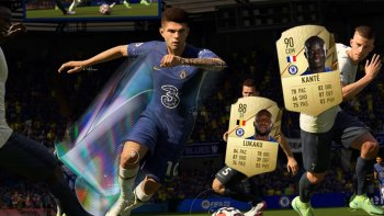 Chelsea FUT FIFA 22 Lukaku Kante