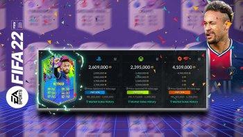 FIFA 22 Datenbank Header