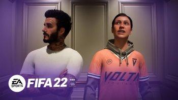 FIFA 22 Die Ersten Minuten Header
