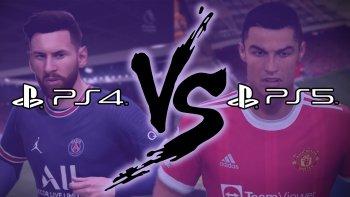 FIFA 22 Gen Vergleich PS4 PS5 Header V2