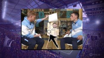 FIFA 22 ManCity Prank Kyle Walker Header