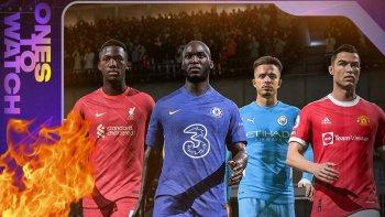 FIFA 22 OTW Premier League Header
