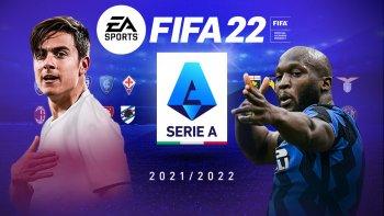 FIFA 22 Seria A Rechte Header