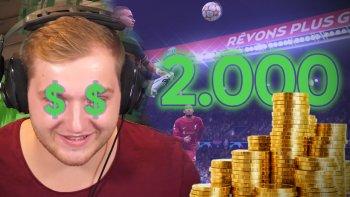FIFA 22 Trymacs 2000 Euro Header