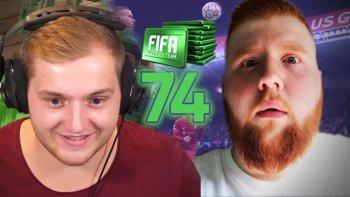 FIFA 22 Trymacs Und Mckytv 74 Stunden Packs öffnen Header