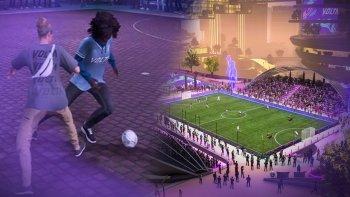 FIFA 22 VOLTA Football