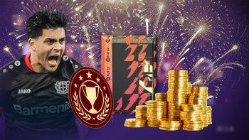 FIFA 22 Weekend League Rewards Header