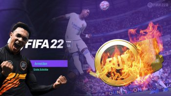 FIFA 22 Fehler Header