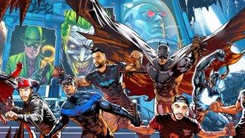 Header DC Comics