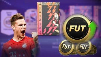 Kimmich FUT 21 FIFA 22 Ultimate Team Start EA Sports