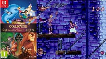 Neue Disney Kollektion Mit Alten Spielen
