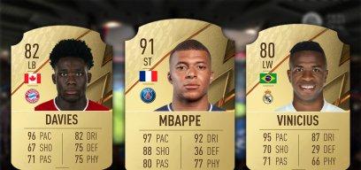 Mbappé, Davies und Co. - Die schnellsten Spieler in FIFA 22
