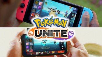 Pokemon UNITE Crossplay And Crossprogression