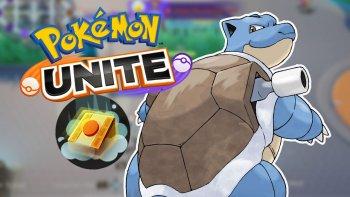 Pokemon UNITE Eject Button