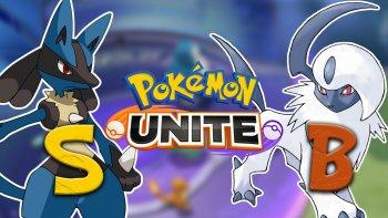 Pokemon Unite Tierlist September 23