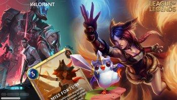 Riot Games Client LoL Valorant TFT Runeterra Wild Rift