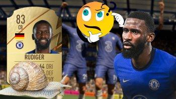 Rüdiger FIFA 22 FUT