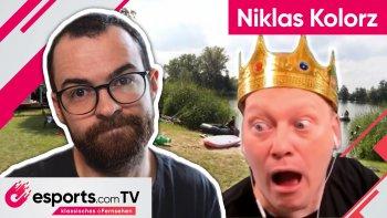 Thumbnail Niklas Kolorz Youtube