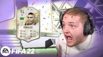 Trymacs FUT FIFA 22 Ronaldo Icon Ikone EA Sports