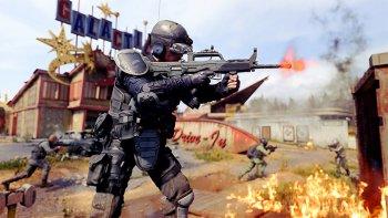 Warzone Clash Speed Bost