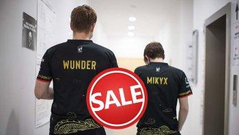 Wunder Mikyx Sale